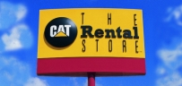 Inauguration Cat Rental Store