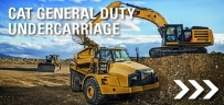 Our Cat General Duty Undercarriage solutions
